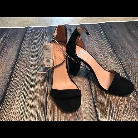 1f8c9bbe6 a new day Shoes | 11 Black Dressy Heels Nwt Target | Poshmark